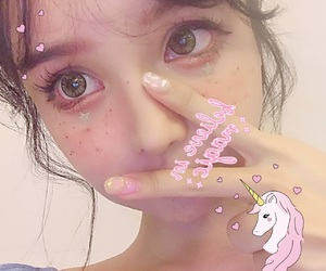 beautiful, girl, and 可愛い image