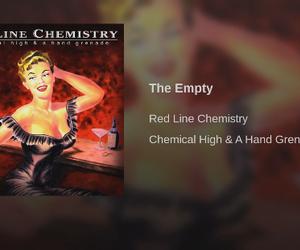 red line chemistry image