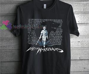 valar morghulis t shirt image
