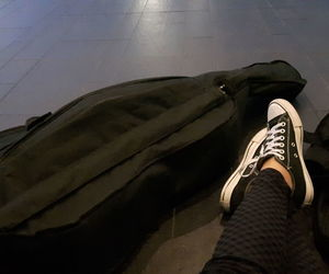 bands, cello, and converse image