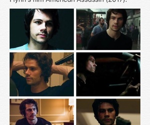 movie, dylan o'brien, and american assassin image