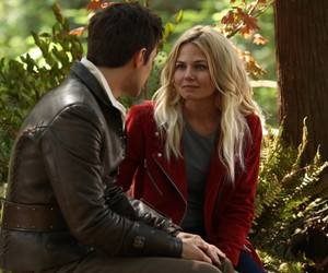 once upon a time, emma swan, and henry mills image