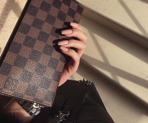 luxury, fashion, and nails image