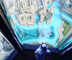 city, Dubai, and view image