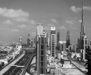 city, Dubai, and cool image