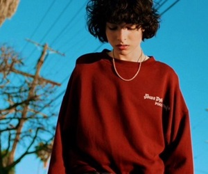 stranger things, finn wolfhard, and it image