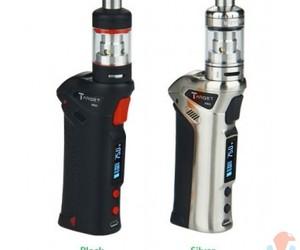 e-cigarette and e-liquid image