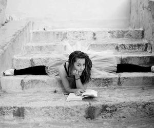 book and ballet image