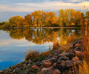 america, arizona, and autumn image