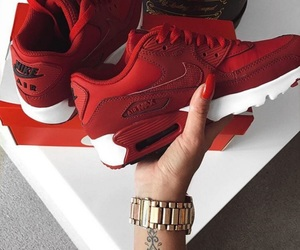 fashion, red, and sport image