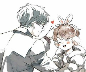 yoonkook and bts image
