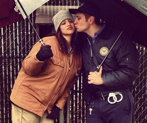 orange is the new black, love, and couple image