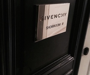 Givenchy and luxury image