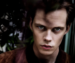 bill skarsgård, it, and actor image
