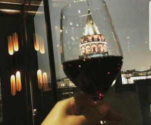 istanbul, good nigth, and Turkish image