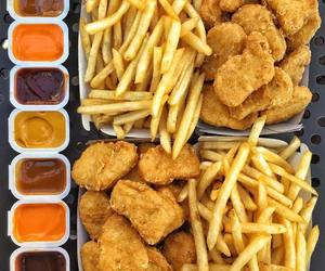 delicious, food, and fast food image