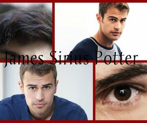 harry potter, harry potter next gen, and james potter image