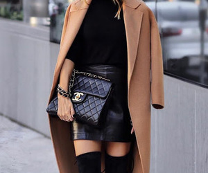 chic, fashion, and girl image