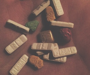 drugs, happy, and love image
