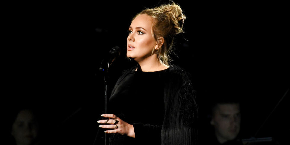 Adele, blonde, and british image