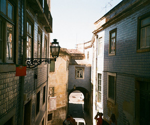 vintage, portugal, and architecture image