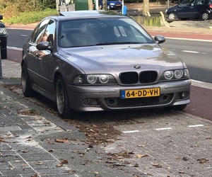 bmw, diesel, and e39 image