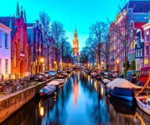 amsterdam, netherlands, and europe image