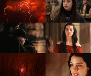 red queen, adelaide kane, and mare barrow image