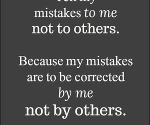 mistakes, quote, and accountability image