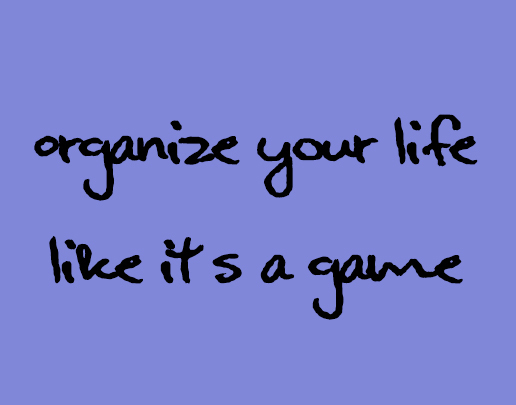 article, life, and organize image