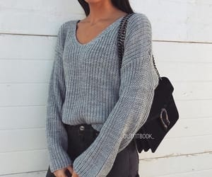 bag, clothes, and twitter image