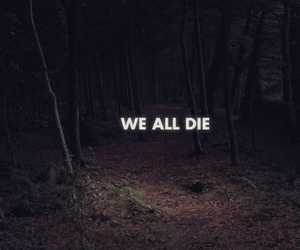 die and we all die image