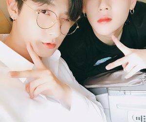 jooheon, i.m, and monsta x image