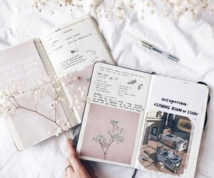 aesthetic, creative, and diary image