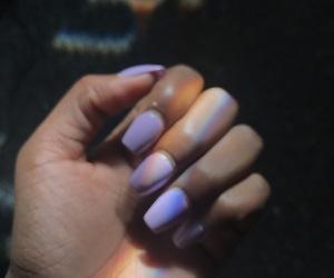 acrylic, acrylics, and lavender image