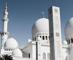 beautiful, exterior, and mosque image