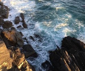 art, sea, and summer image