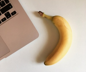 banana, diet, and eat image