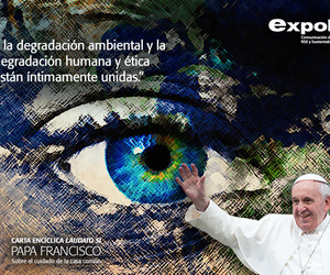 ambiente, together, and papa francisco image