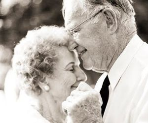 grandparents, photography, and cute image