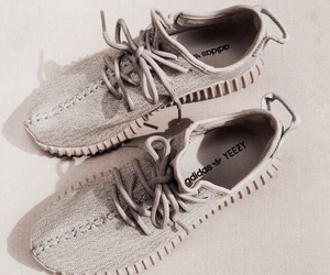 fashion, yeezy, and shoes image