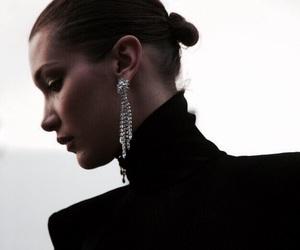 model, bella hadid, and beauty image