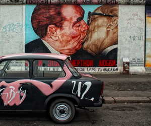 berlin and east side gallery image
