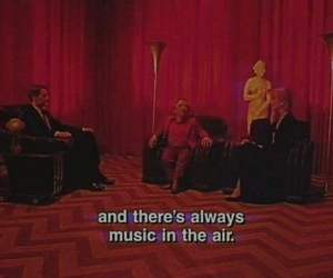 music, red, and quotes image