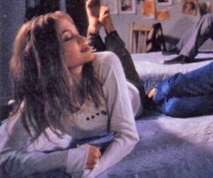 Angelina Jolie, girl interrupted, and grunge image
