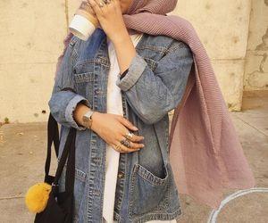 hijab and hijab fashion image