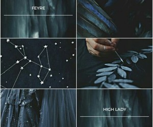 feyre, a court of mist and fury, and a court of wings and ruin image