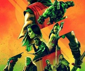 Hulk, ragnarok, and hela image