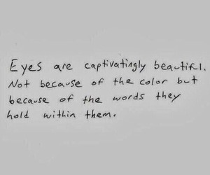 eyes, quotes, and beautiful image