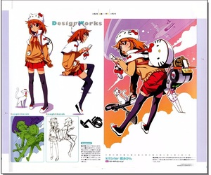 anime, neko, and cat image
